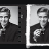 George Clooney in an ad for Nespresso